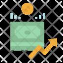 Revenue Profit Bill Icon