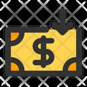 Income Money Earnings Icon