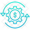 Revenue Profit Wealth Icon