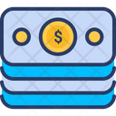 Dollar Money Revenue Icon