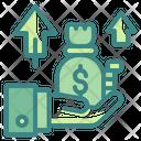 Revenue Money Finance Icon