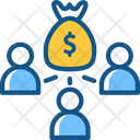Revenue Sharing Icon