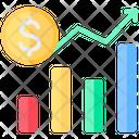 Revenues Revenue Growth Icon