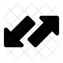Arrow Direction Swap Icon