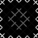 Reverse Arrow Back Arrow Left Arrow Icon