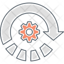 Reverse Engineering Reproduction Gear Icon