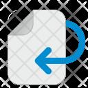Revert File Icon
