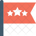 Review Star Flag Icon