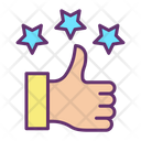 Like Feedback Review Icon