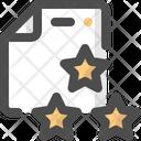Testimonials Review Feedback Icon