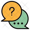 Question Chat Message Icon