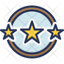 Review Rating Satisfaction Icon