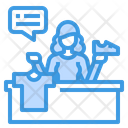 Review Blogger Social Media Icon