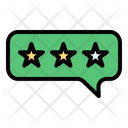 Review Feedback Rating Icon