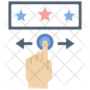 Review Feedback Satisfaction Icon