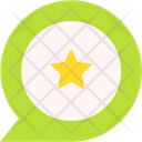 Review Star Rating Icon