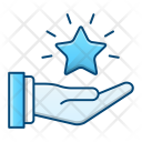 Favorite Rate Marketing Icon