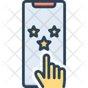Reviewed Phone Scrutiny Icon