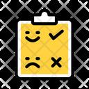 Reviews Feedback Clipboard Icon