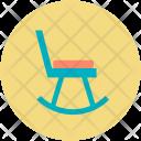 Revolving Waving Chair Icon