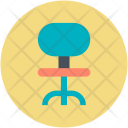 Revolving Chair Style Icon