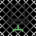Chair Revolving Icon