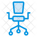 Revolving Chair Chair Seat Icon