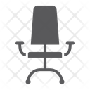 Office Chair Furniture Icon