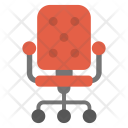 Swivel Chair Mesh Icon