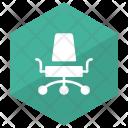 Furniture Deckchair Director Icon