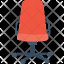 Chair Seat Revolving Icon