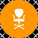Revolving chair Icon
