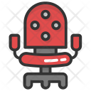 Revolving Chair Seat Icon