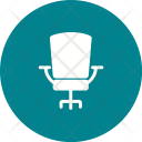 Office Chair Revolving Icon