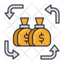 Revolving Line Of Credit Icon