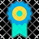 Reward Badge Tag Icon