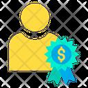 Reward Award Investment Award Icon