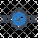 Best Quality Badge Achievement Icon