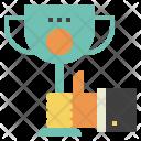 Reward Achievement Success Icon