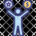 Honesty Reward Buyer Consumer Icon