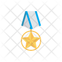 Reward Medal Prize Icon
