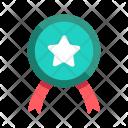 Reward Award Badge Icon