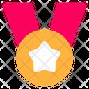 Reward Award Medal Icon