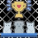 Reward Trophy Pet Contest Icon