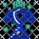 Reward Trophy Award Icon