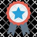 Reward Prize Medal Icon