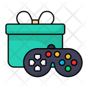 Game Controller Gift Gaming Icon