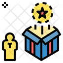 Rewarding Reward Gift Icon