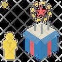 Rewarding Icon
