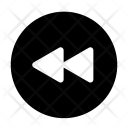 Rewind Backward Undo Icon